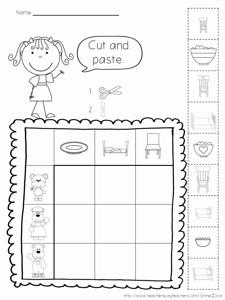 Fairy Tales Worksheets for Preschoolers top Printer´s Choice Fairy Tale themed Math Activities