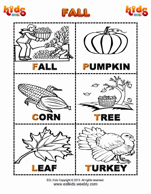 Fall Worksheets for Preschoolers Beautiful Fall Activities Games and Worksheets for Kids Preschool orig