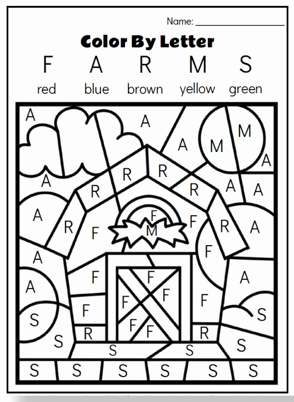 Farm Animals Worksheets for Preschoolers Awesome Farm Animal Printables for Preschool