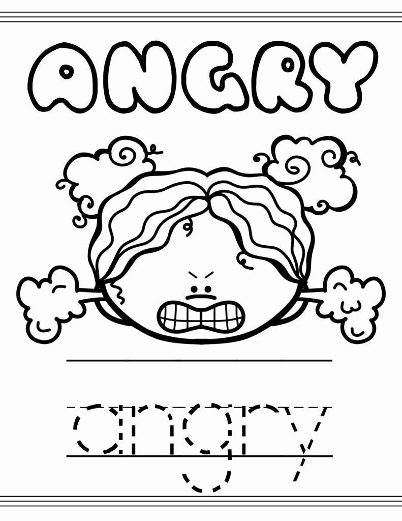 Feelings Worksheets for Preschoolers Awesome Emotions Worksheets for Preschoolers Free Printable Emotion