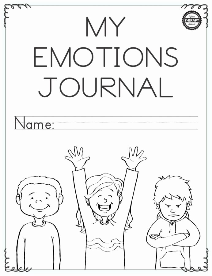 Feelings Worksheets for Preschoolers Unique Emotional Regulation Worksheets for Boys and Girls Your