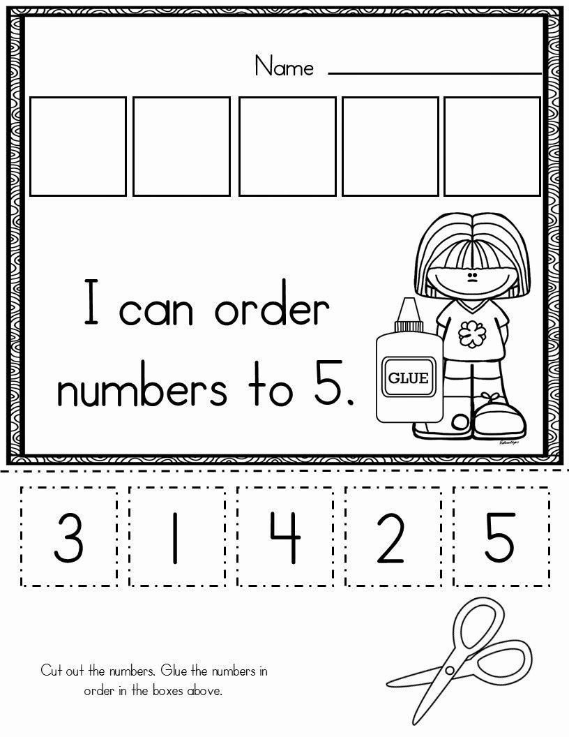 Few and Many Worksheets for Preschoolers Lovely Beginning Of the Year Basics Printables for the First Few