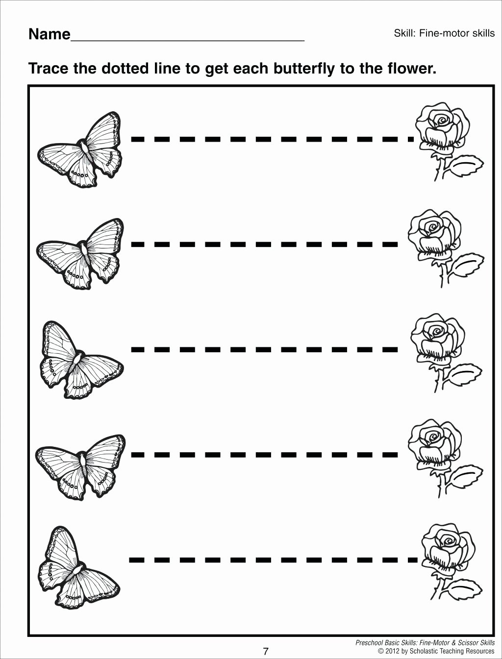 Fine Motor Skills Worksheets for Preschoolers Beautiful Worksheet Simple Art Activities Thanksgiving Kid