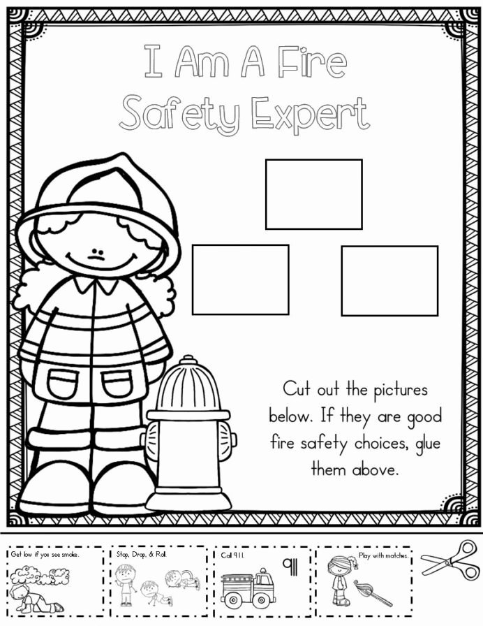 Fire Safety Worksheets for Preschoolers Unique Fire Safety Lessons Tes Teach Worksheets Slide26 Ok Google