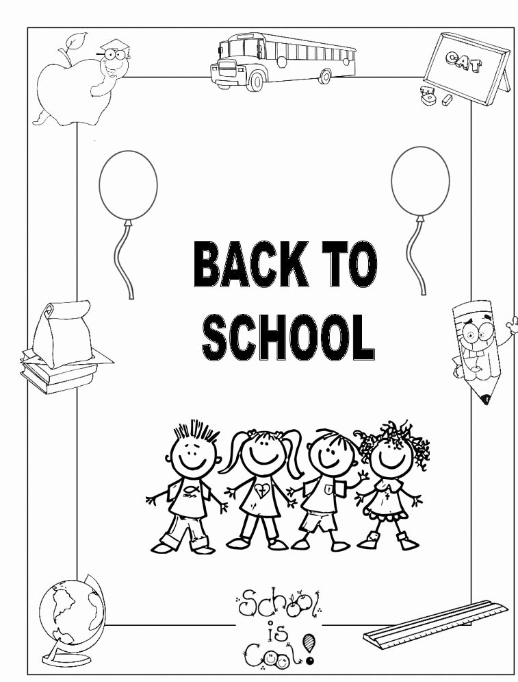 First Day Of School Worksheets for Preschoolers New Free Printable Back to School Worksheet for Preschoolers