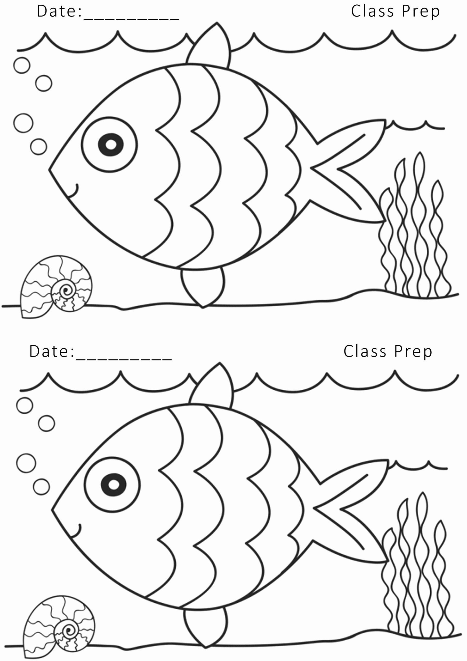 Fish Worksheets for Preschoolers Awesome Urdu Worksheet for Pre Nursery Printable Worksheets and Fish