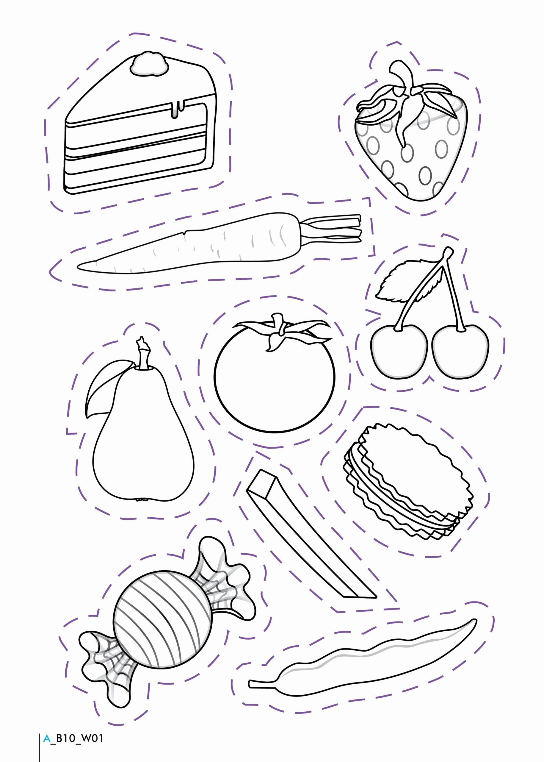 Food Worksheets for Preschoolers Awesome Unhealthy Food Worksheet Printable Worksheets and Activities