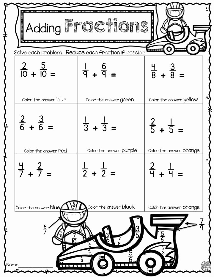 Fraction Worksheets for Preschoolers Awesome Math Worksheets Grade 4 Fractions