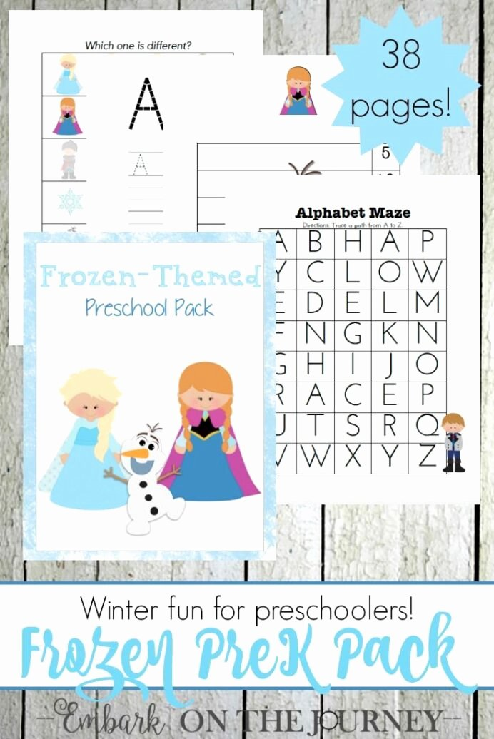 Frozen Worksheets for Preschoolers Inspirational Free Frozen Printable Activities Preschool Homeschool