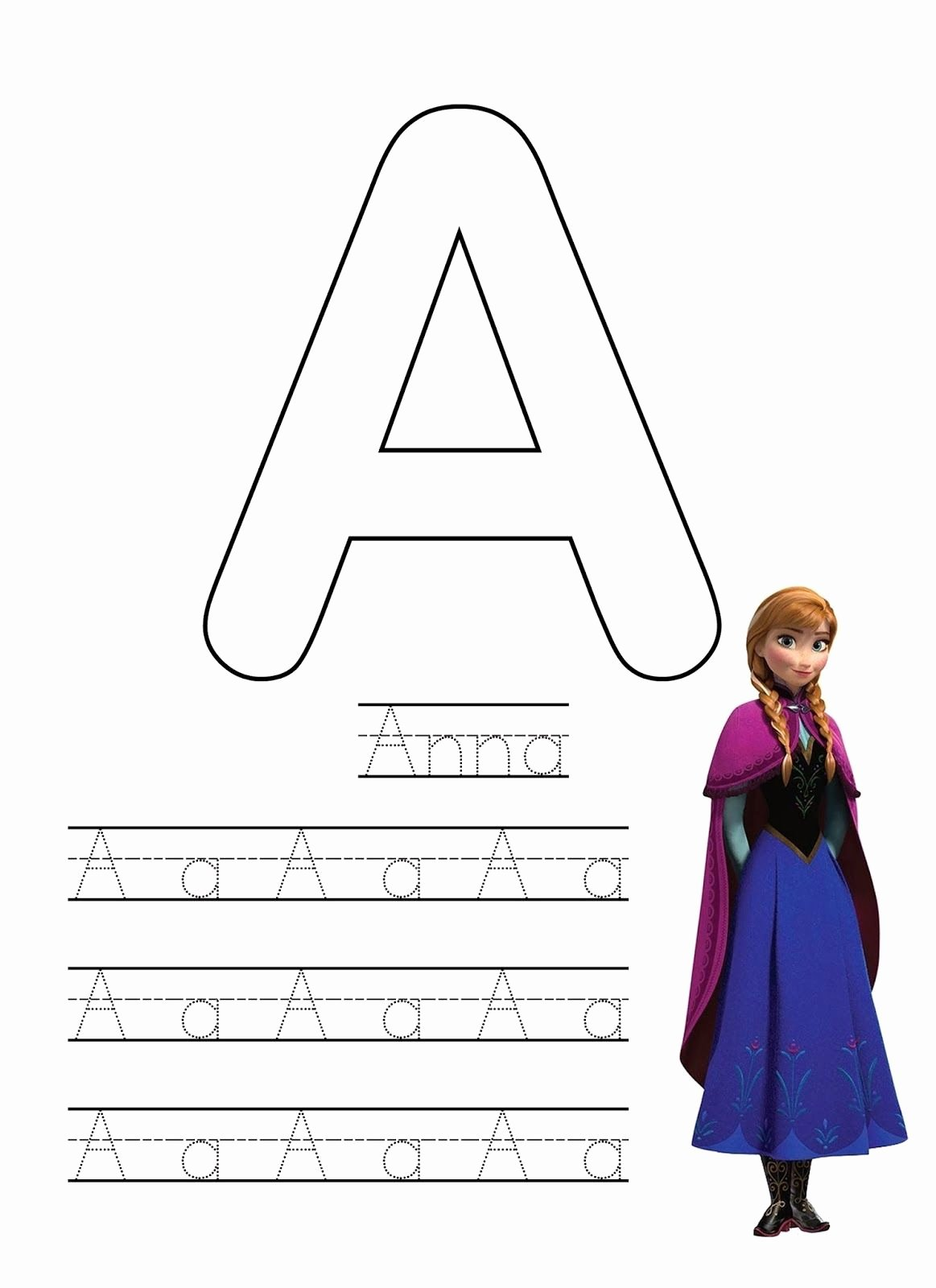 Frozen Worksheets for Preschoolers New I Make I Free Frozen Writing Worksheets