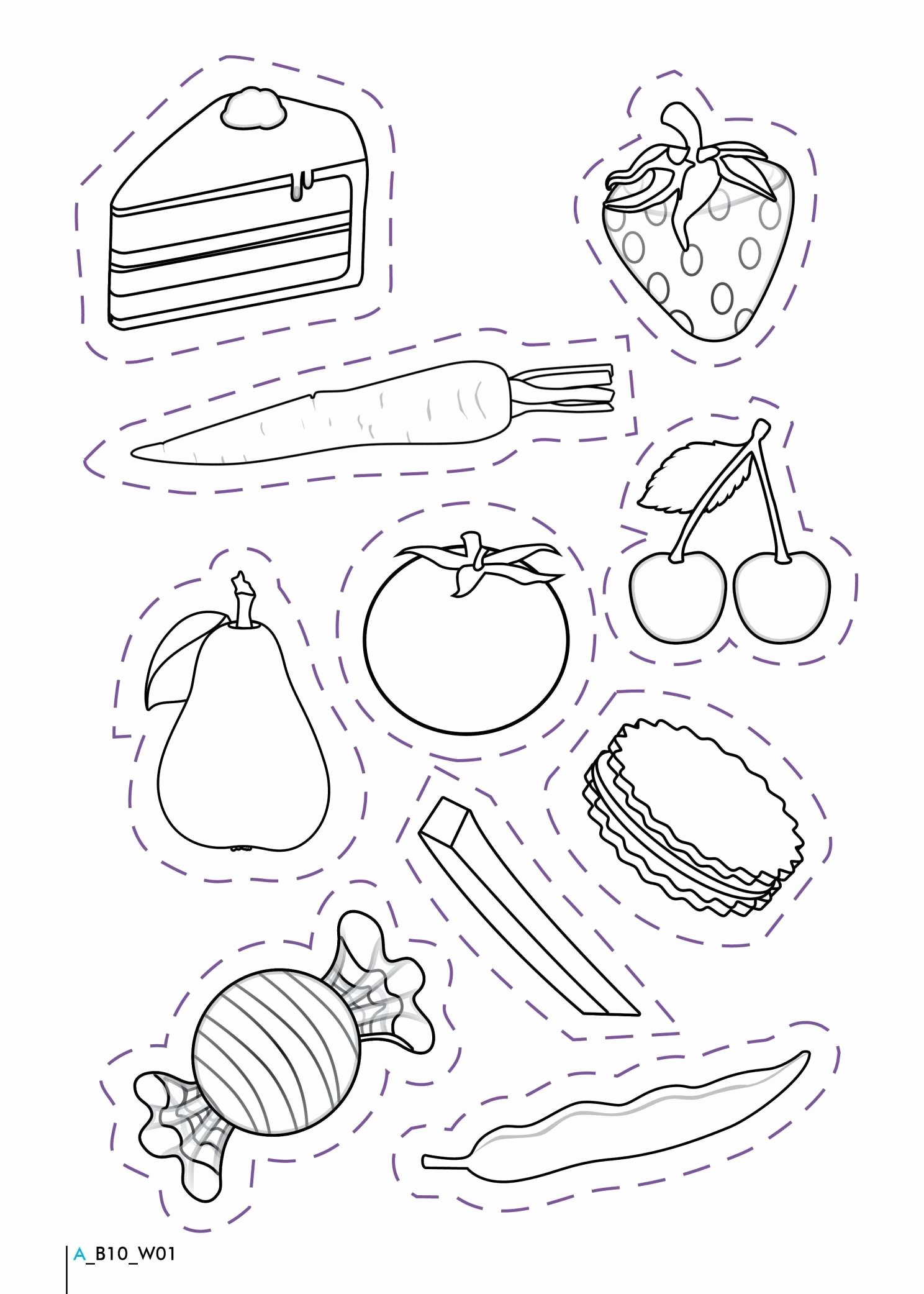 Fun Learning Worksheets for Preschoolers Best Of Healthy Unhealthy Food Worksheet for Preschool Printable