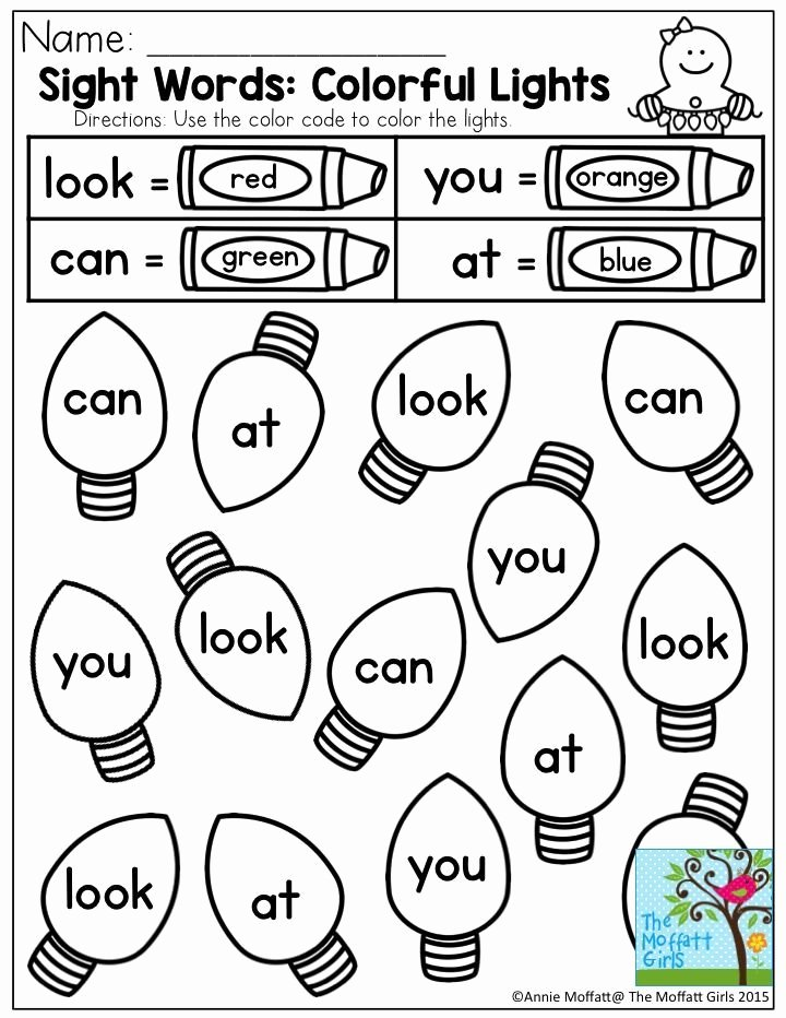 Fun Learning Worksheets for Preschoolers Fresh December Fun Filled Learning with No Prep