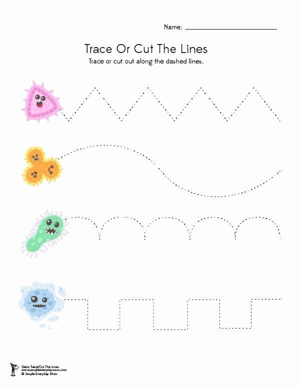 Germ Worksheets for Preschoolers Beautiful Free Printable Germ Worksheets for Kindergarten