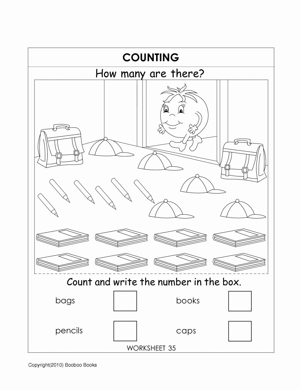 Gk Worksheets for Preschoolers New Ukg Kindergarten Worksheets