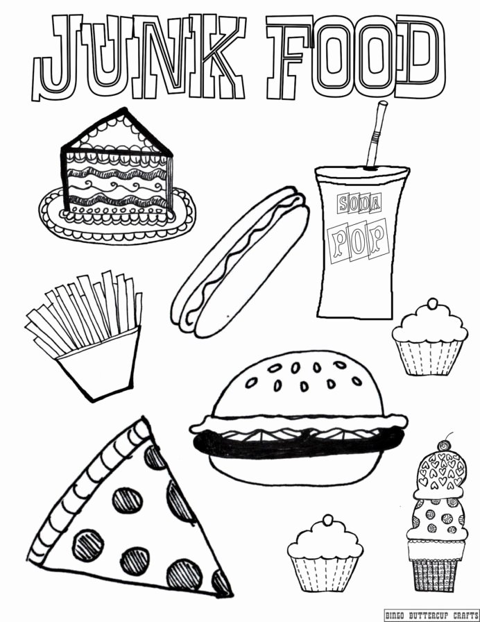 Good Habits Worksheets for Preschoolers Awesome Healthy Vs Unhealthy Foods Preschool Google Search with
