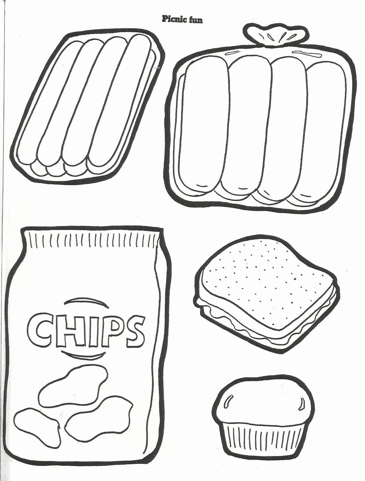Good Habits Worksheets for Preschoolers Lovely Squish Preschool Ideas Food Teach Nutrition Good Eating