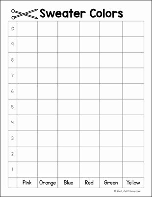 Graphing Worksheets for Preschoolers Lovely Free Polling and Graphing Worksheets for Kindergarten 2nd