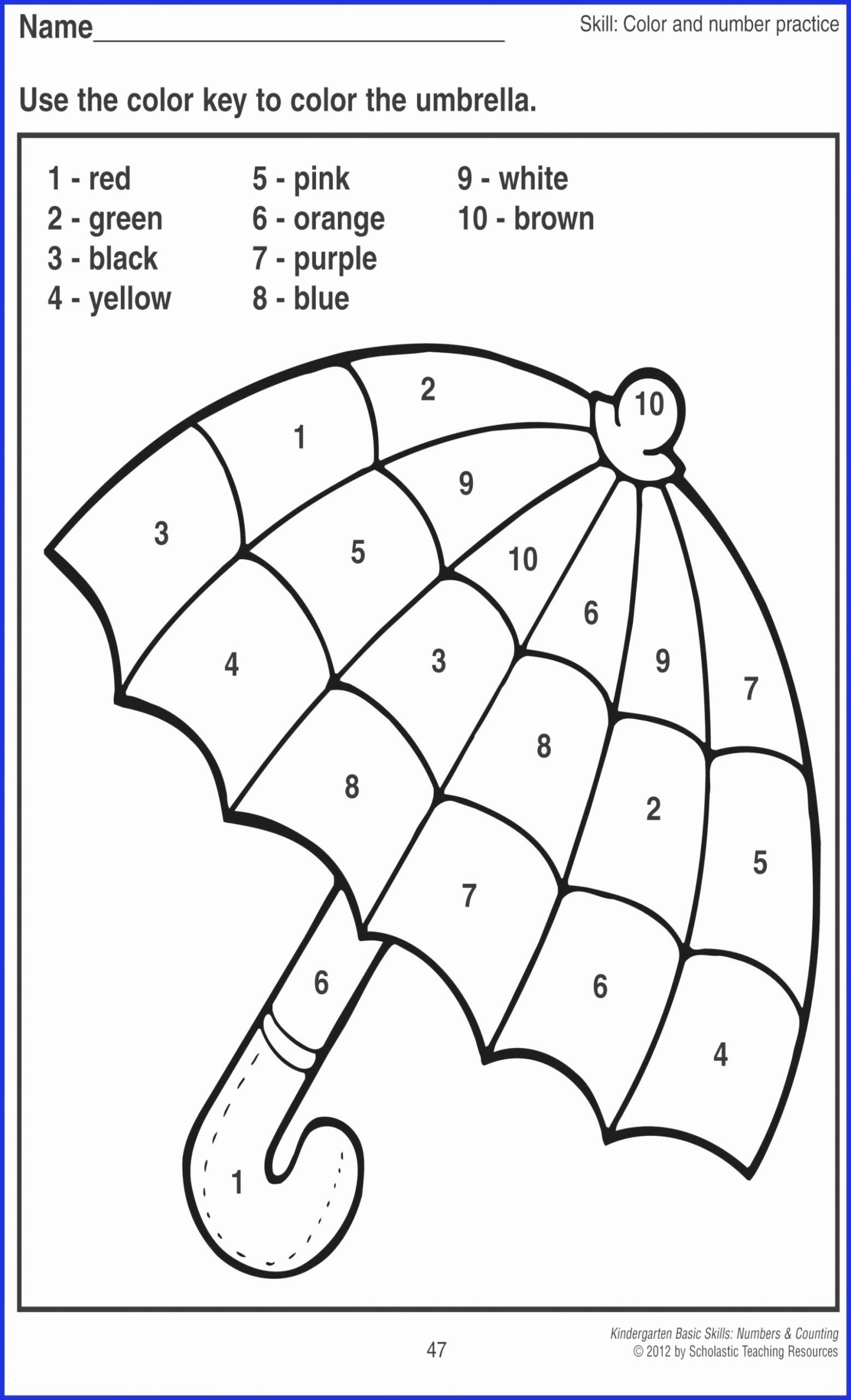 Green Worksheets for Preschoolers Inspirational Worksheets Printable Worksheets for Year Olds Lovely