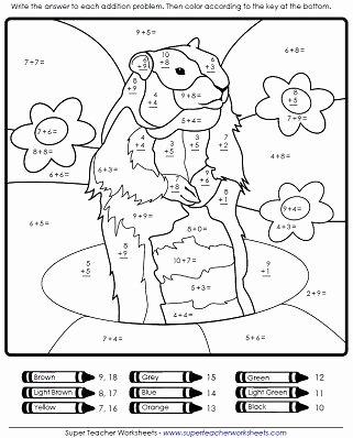 Groundhog Day Worksheets for Preschoolers Beautiful Groundhog Day Worksheets