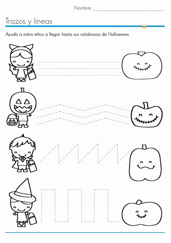 Halloween Worksheets for Preschoolers Awesome Halloween Worksheets for Kids