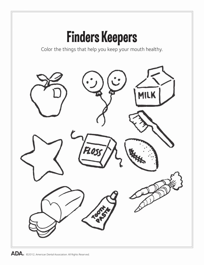 Healthy Habits Worksheets for Preschoolers Awesome Hygiene Worksheets Personal Preschool Ks2 Ks4 Teenage Youth