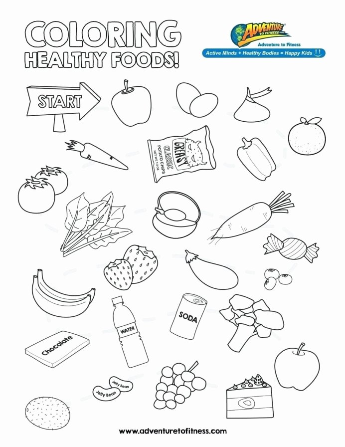 Healthy Habits Worksheets for Preschoolers Fresh Healthy Habits Worksheets Kindergarten Worksheets