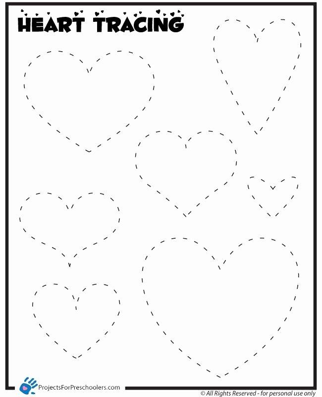Heart Worksheets for Preschoolers Beautiful Preschool Activities Worksheets
