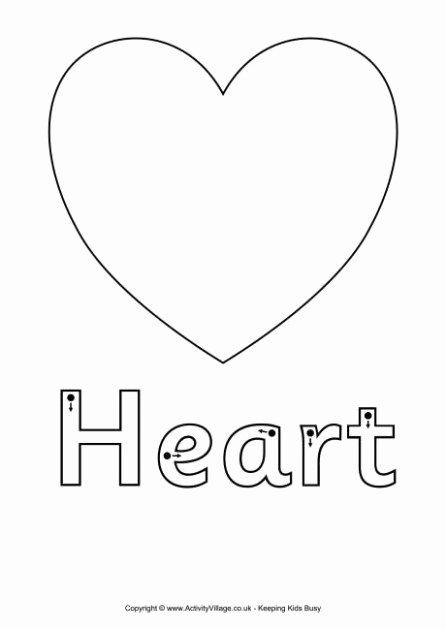 Heart Worksheets for Preschoolers Inspirational Heart Shape Activities for Preschoolers