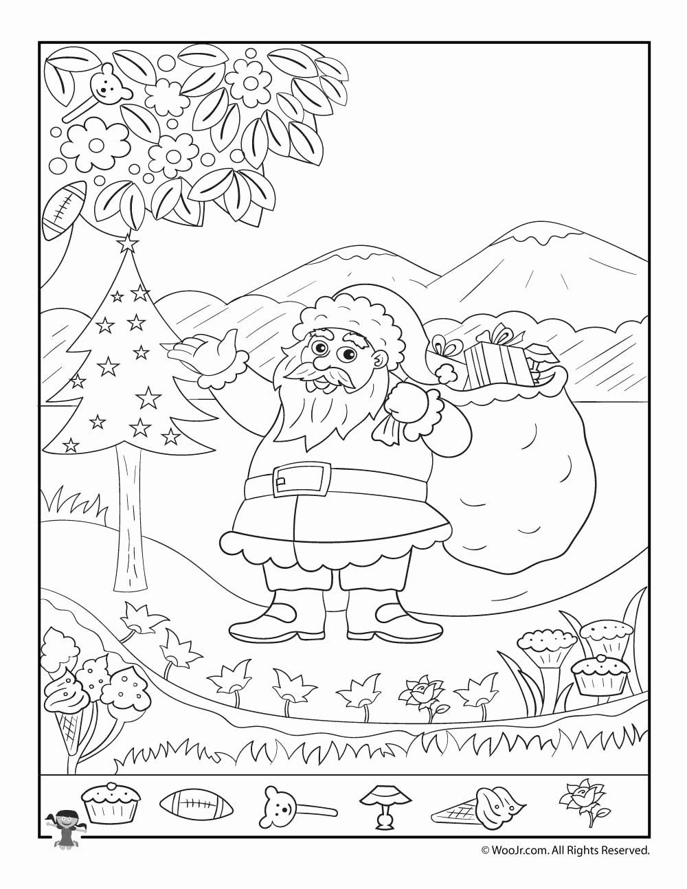 Hidden Objects Worksheets for Preschoolers New 45 Engaging Hidden