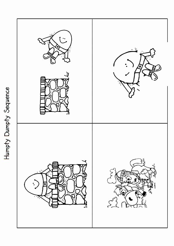 Humpty Dumpty Worksheets for Preschoolers Beautiful Parentune Free Printable Humpty Dumpty Coloring Pages