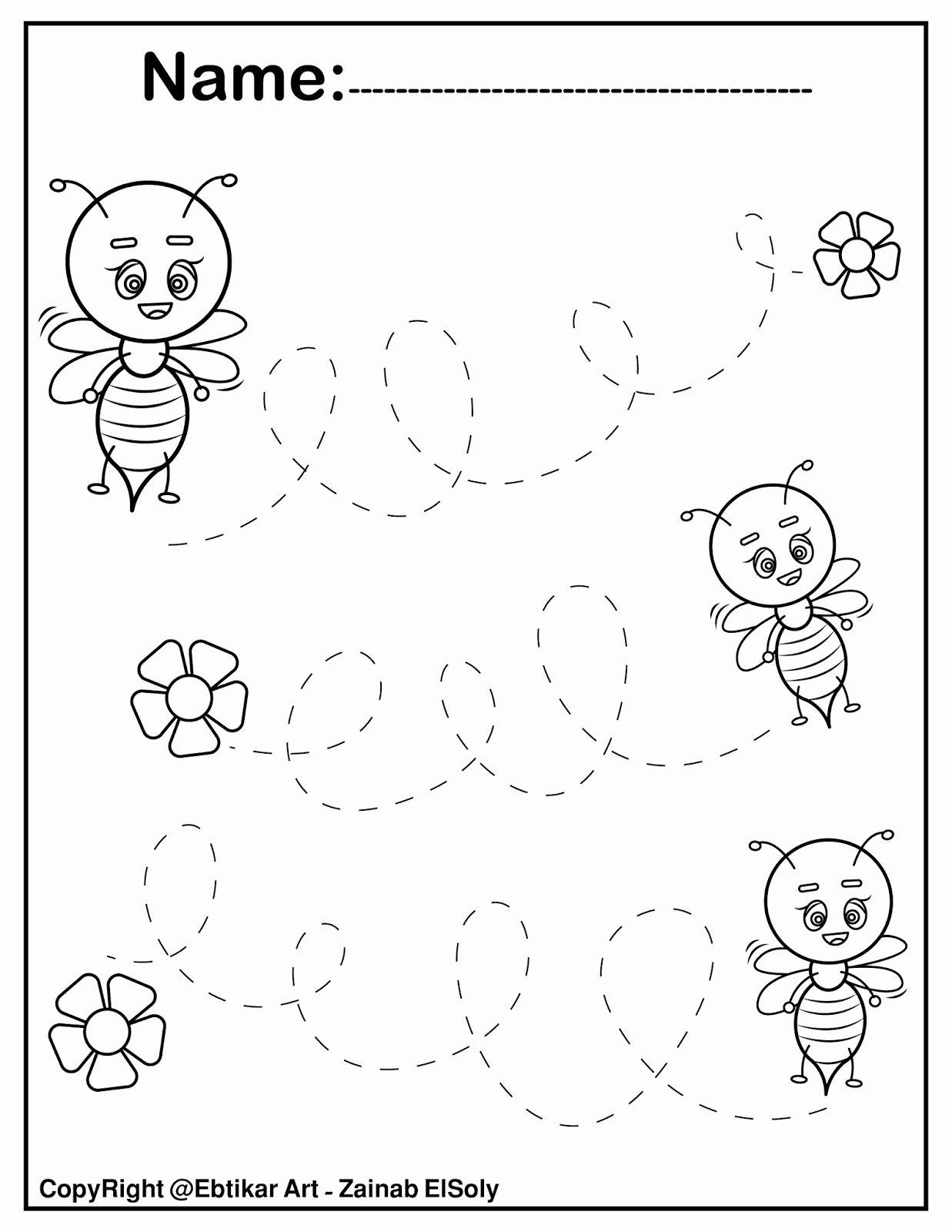 In and Out Worksheets for Preschoolers Unique Worksheets Worksheet Kindergarten Grade Math Worksheets