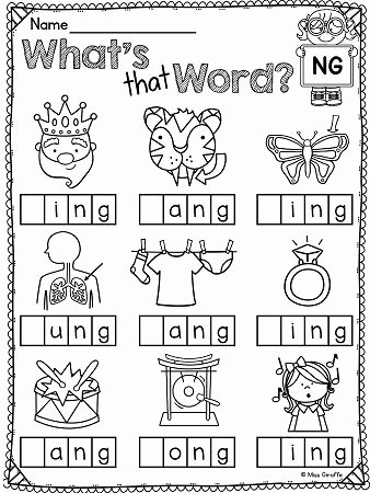 Jolly Phonics Worksheets for Preschoolers Awesome Pin On the Very Busy Kindergartner
