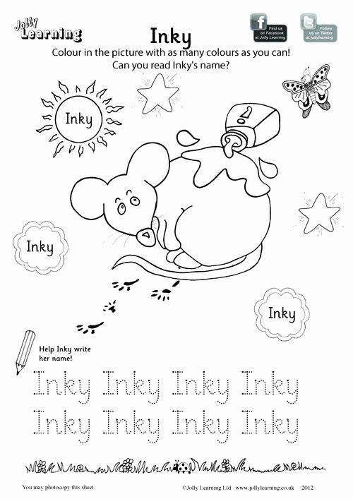 Jolly Phonics Worksheets for Preschoolers Awesome Resource Bank for Teachers and Parents Jolly Phonics