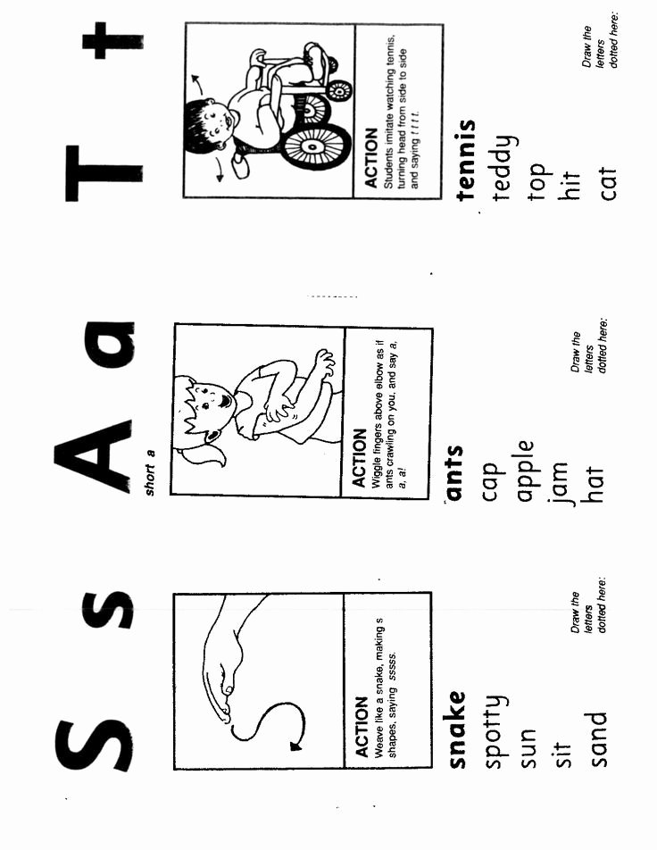 Jolly Phonics Worksheets for Preschoolers Inspirational Jolly Phonic Writing Practice Worksheets Printable Worksheets