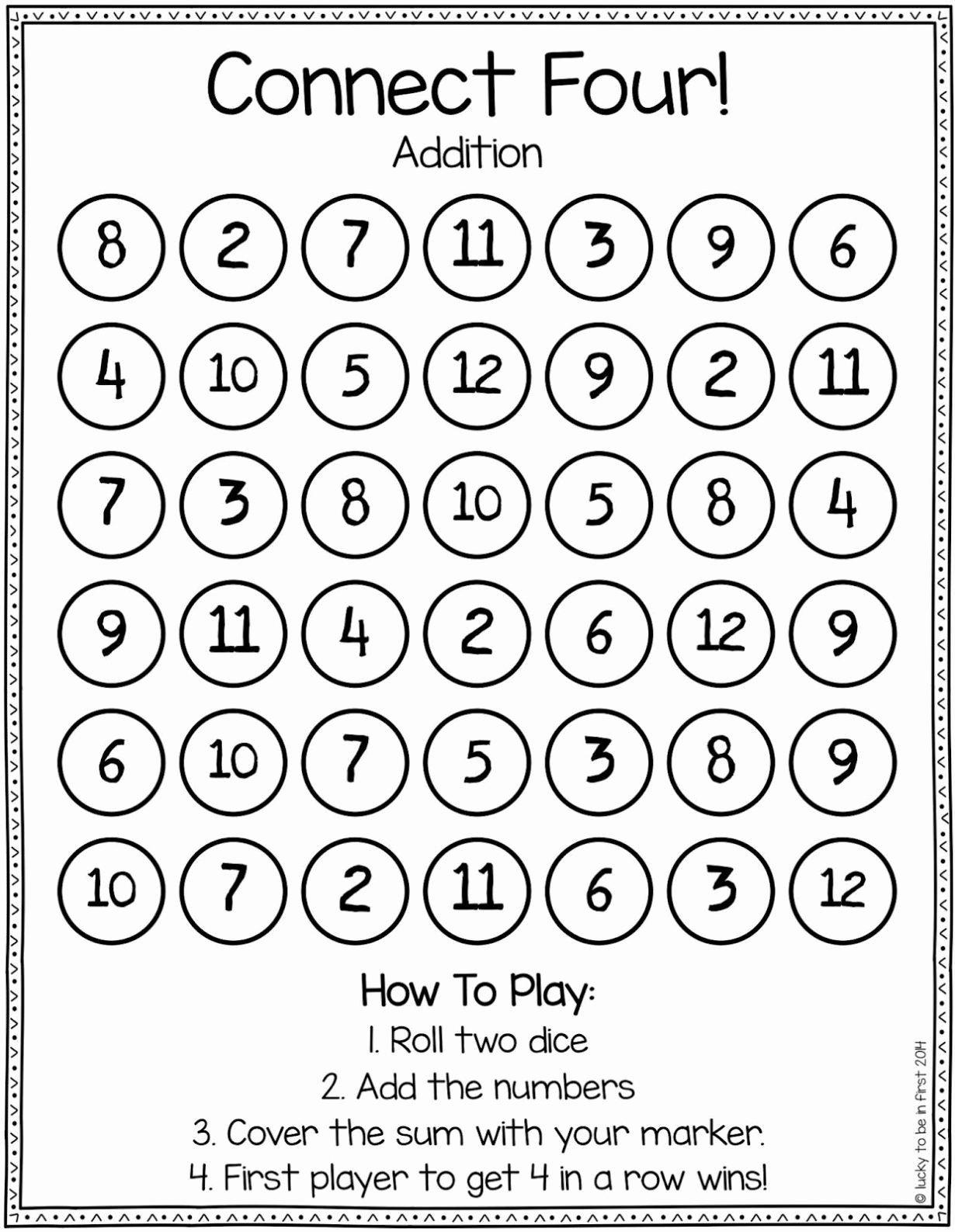 Kumon Math Worksheets for Preschoolers Fresh Worksheets Math Worksheet Games for 2nd Graders Free Ideas