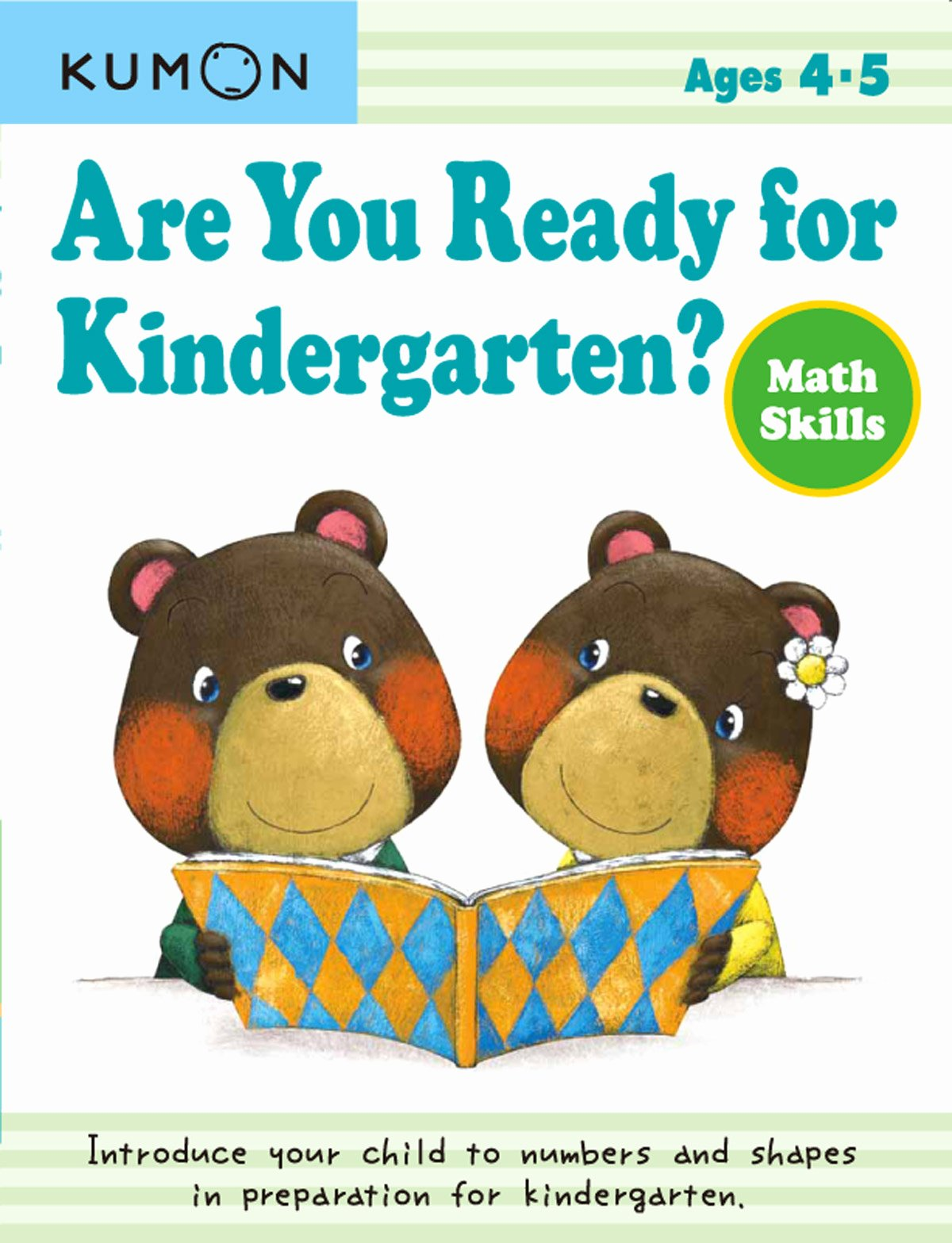 Kumon Worksheets for Preschoolers Lovely are You Ready for Kindergarten Math Skills