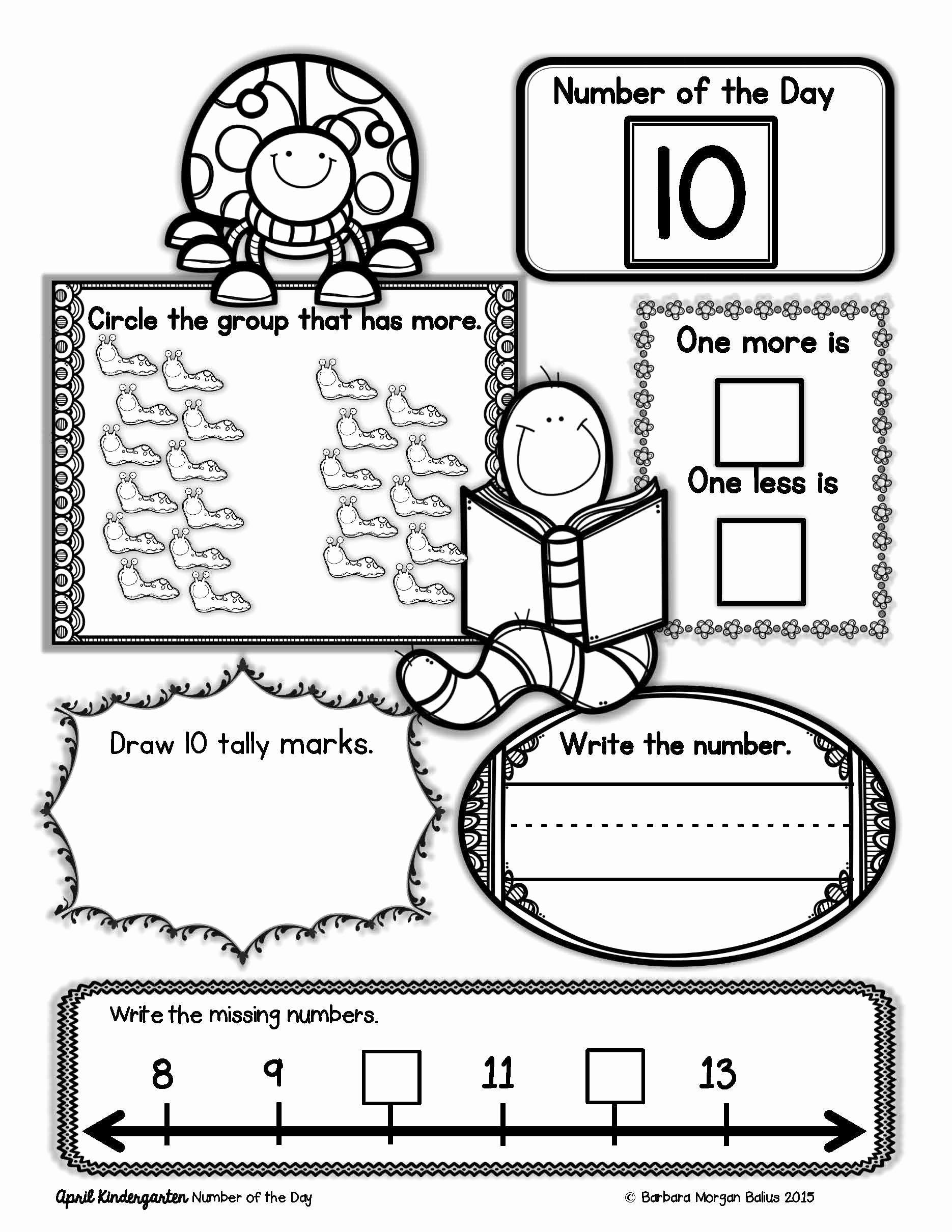 Learning to Write Worksheets for Preschoolers Lovely Worksheets Kindergarten Math Number the Sense Morning