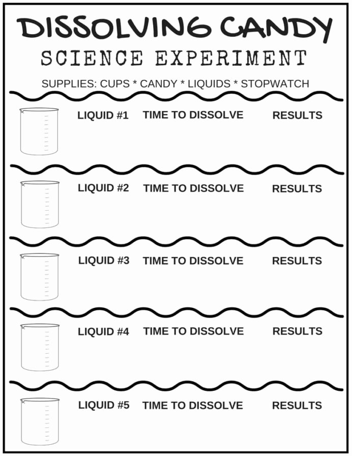 Learning Worksheets for Preschoolers Lovely Free Science Worksheets for Kids Little Bins Hands Printable
