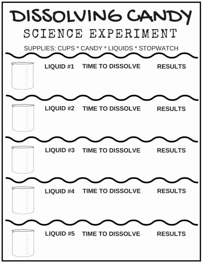 Learning Worksheets for Preschoolers Lovely Free Science Worksheets for Kids Little Bins Hands Printable
