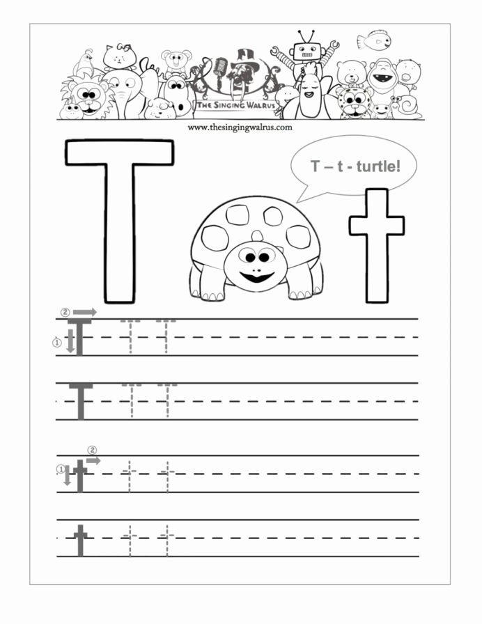 Letter I Worksheets for Preschoolers Awesome Learning the Letter Worksheets Kittybabylove Preschool for