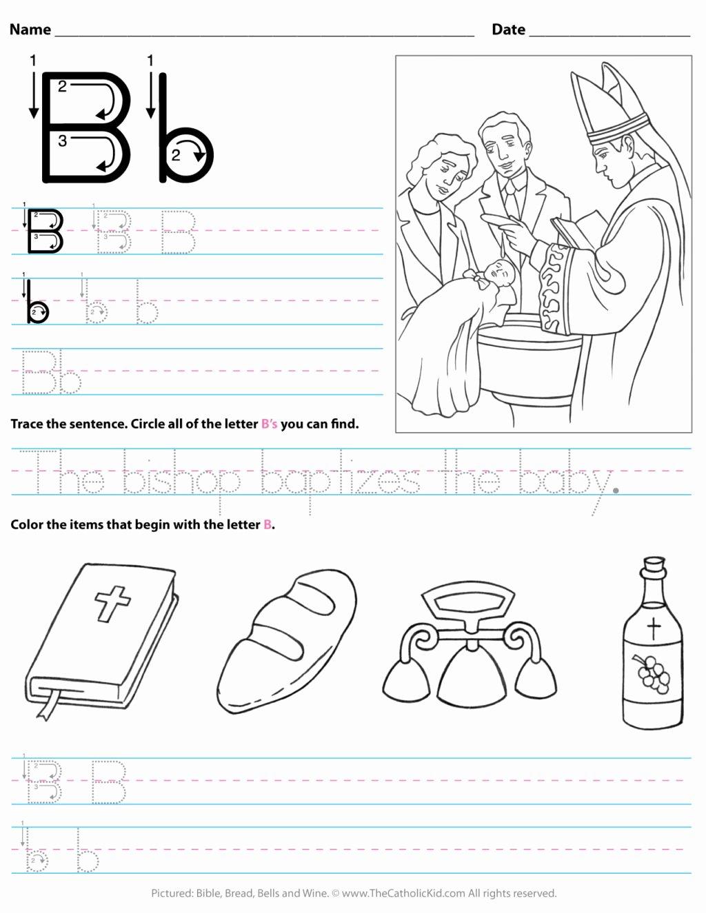 Letter I Worksheets for Preschoolers Inspirational Worksheet Tremendousn Letter Worksheets Catholic Alphabet