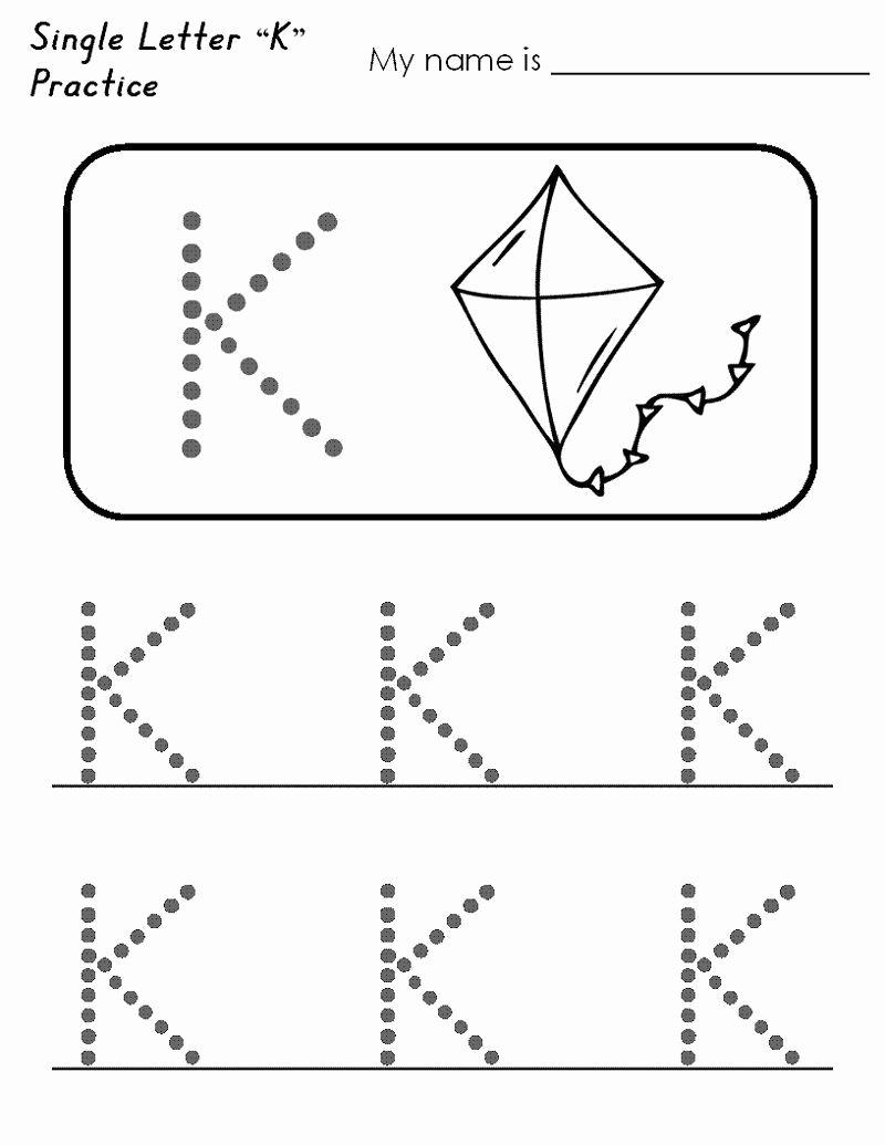 Letter K Worksheets for Preschoolers Best Of Math Worksheet Ks for Preschool Printable Students Free