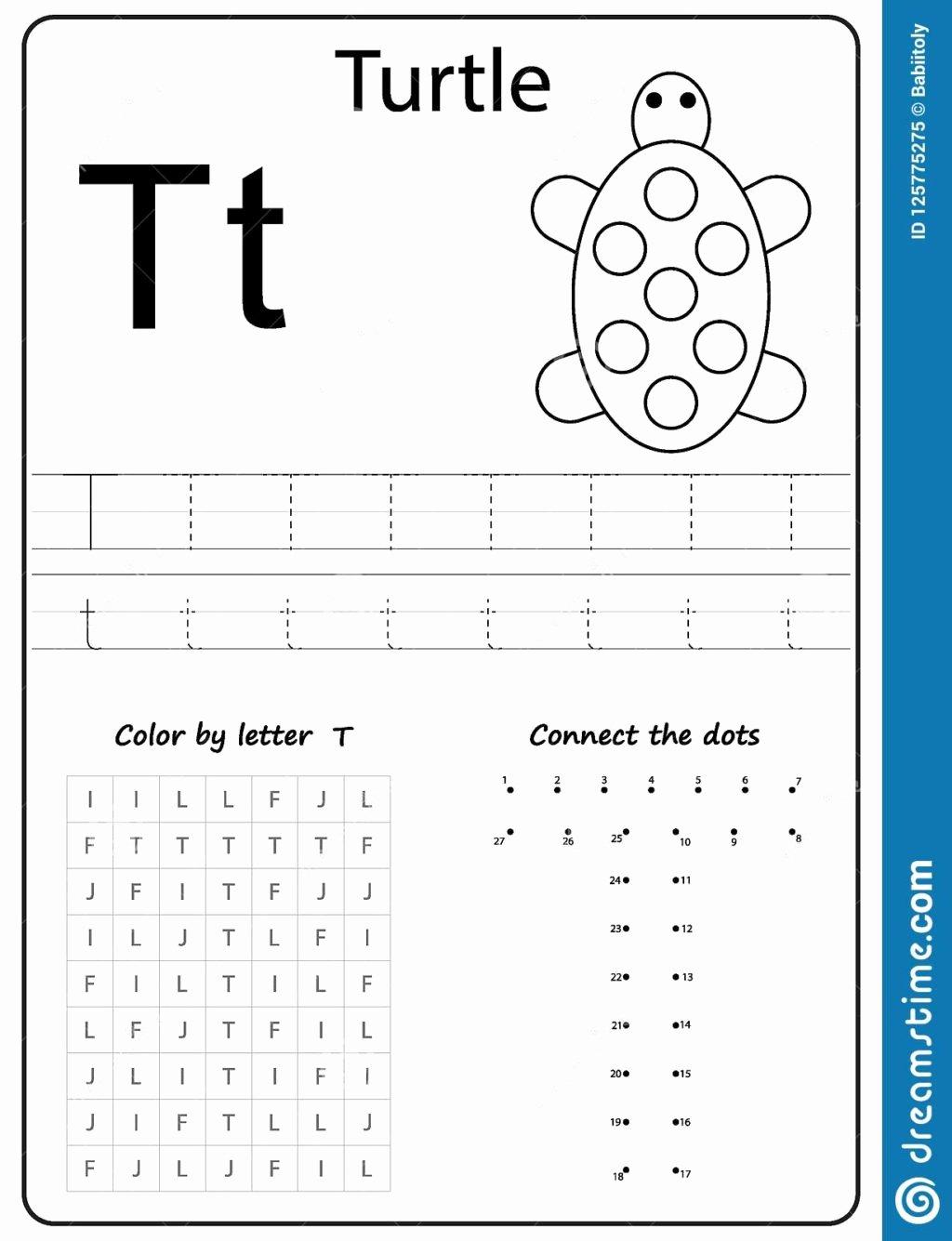 Letter T Worksheets for Preschoolers New Worksheet Alphabet Letter T Worksheet Task Kids Learning