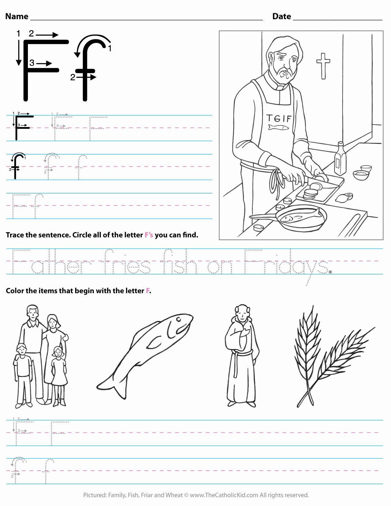 Letter Worksheets for Preschoolers Lovely Math Worksheet Alphabet Worksheets Kindergarten Writing