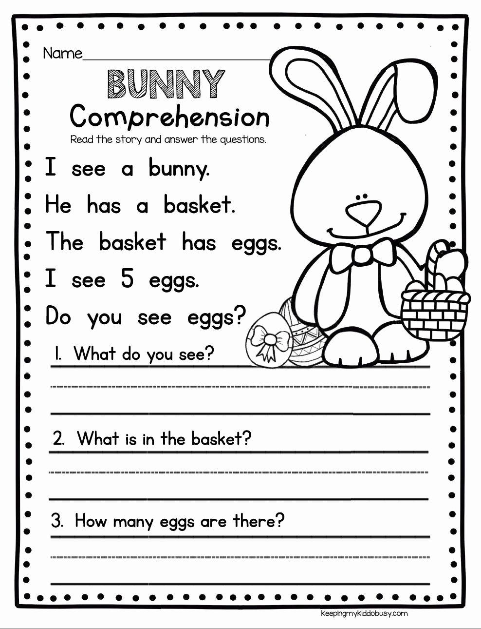 Literacy Worksheets for Preschoolers Fresh Math Worksheet Kindergarten Literacy Activities Worksheets