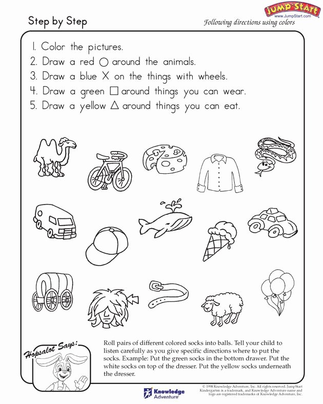 Logical Thinking Worksheets for Preschoolers New Step by Step – Critical Thinking and Logical Reasoning