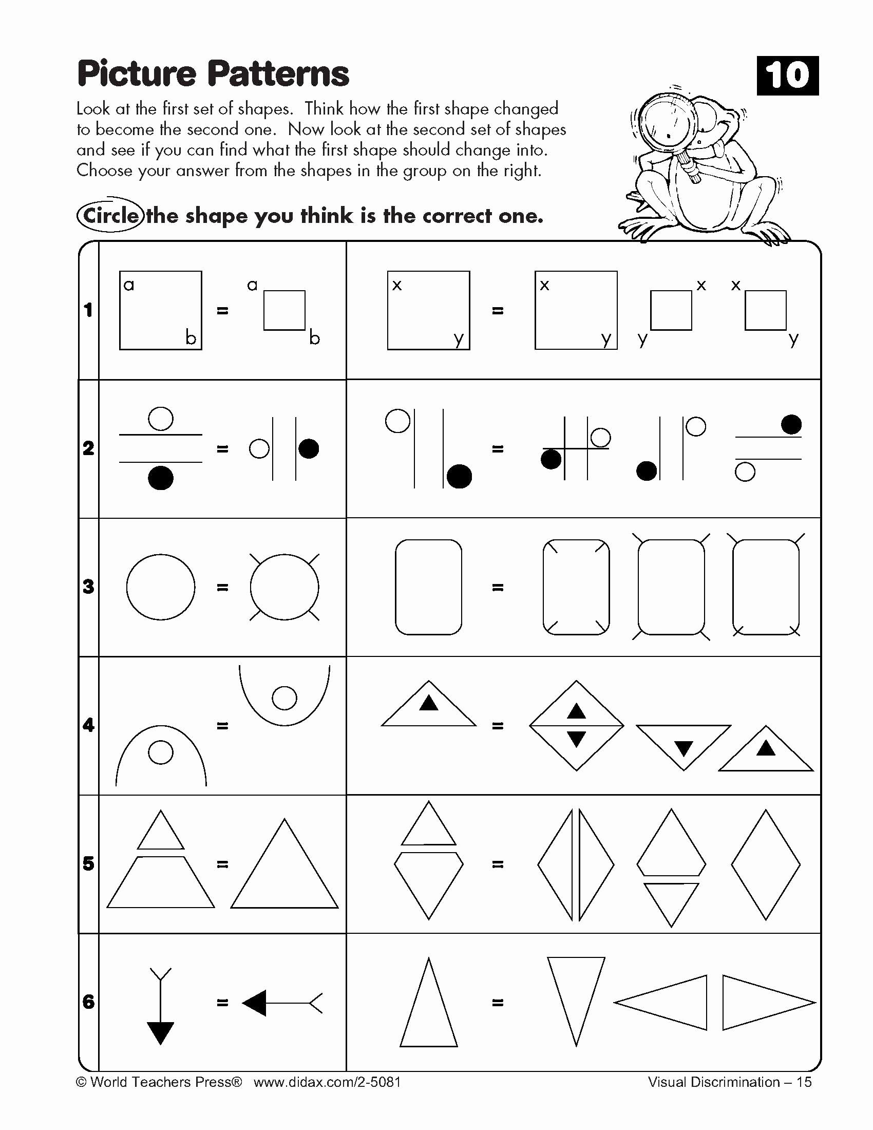 Logical Thinking Worksheets for Preschoolers Unique Critical Thinking Worksheets Third Grade Uncategorized Math