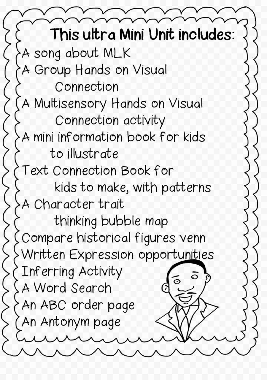 Martin Luther King Worksheets for Preschoolers Best Of Free Martin Luther King Worksheets Printableringr Sheets