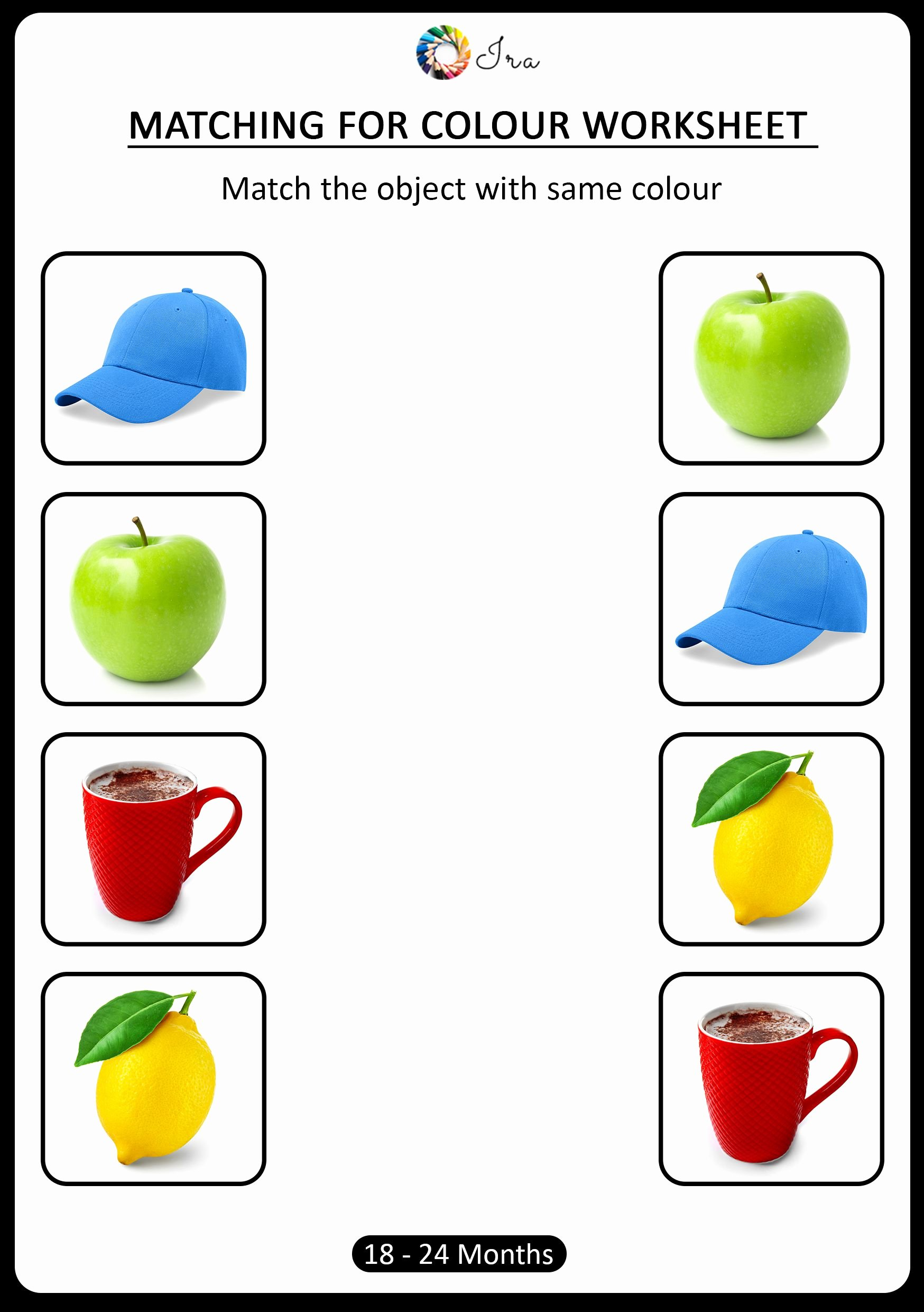 Matching Objects Worksheets for Preschoolers Lovely Pin On 4 De Kwartaal