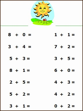 Math Worksheets for Preschoolers Addition Fresh Spring Math Worksheets Free Printable Spring Math Lesson